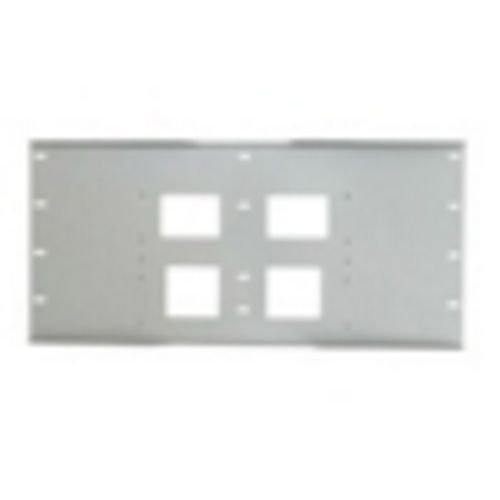(Hg Series Metal Stud Wall Plate for Pla Series, 16, 20, 24 Stud Centers - High)