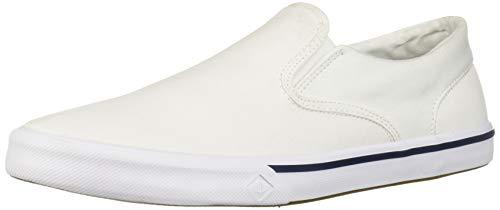 Sperry Men's STS17776 Sneaker, sw White, 10.5 W US