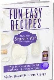 Fun Easy Recipes wit your Starter Kit