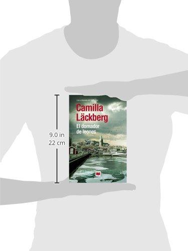 El Domador De Leones (Camilla Läckberg): Amazon.es: Läckberg ...