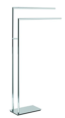 Etoile Freestanding Towel Rack Finish: Polished Nickel -