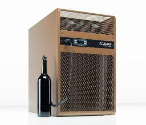 WhisperKOOL 8000i Wine Cooling Unit, #7266
