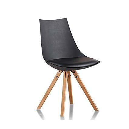 Designetsamaison Minsk scandinave Chaise Noire scandinave Designetsamaison Noire Chaise rCdsQht