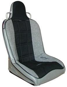MasterCraft Safety 523410 Rubicon Black Seat with Adjustable Headrest - Mastercraft Rubicon Seats