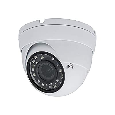 HD TVI CVI AHD Analog CCTV Security Dome Cameras Surveillance Systems Mounting Base by Evertech
