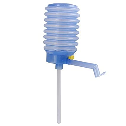 eDealMax ABS embotellada prensa de la mano potable Bomba de agua de 5 galones Dispensador Grifo