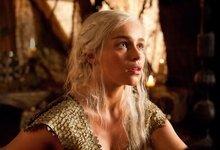 Frauen Schauspielerin Game Of Thrones Weiß Haar Emilia Clarke