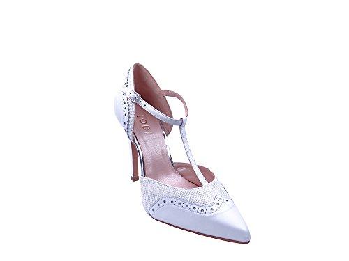 Lodi - Zapatos de vestir de Charol para mujer blanco marfil