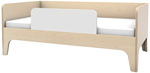 - Oeuf Perch Toddler Bed, Birch/White