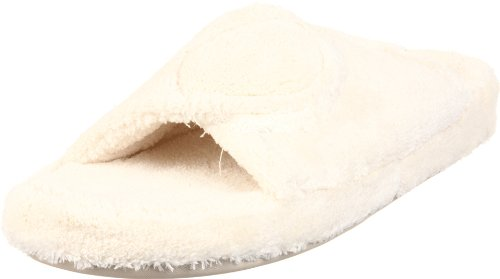 Slipper Slide Acorn Spa New Women's Natural wrqxtIZrAa