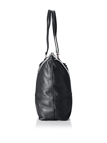 La Martina Borsa A Spalla Stirling 004 Nero