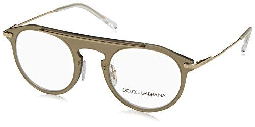 Dolce & Gabbana - MAN DISPLAY DG 1291, Géométriques métal homme