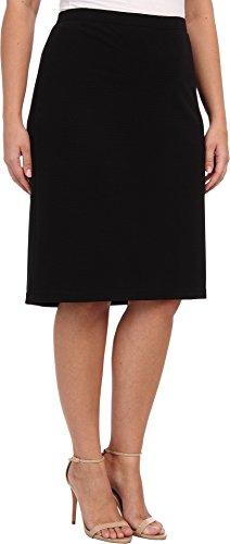BB Dakota Women's Plus Size Burgess Skirt Black Skirt 2X