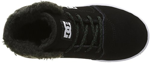DC Jungen Crisis WNT High-Top Schwarz (Black/Camo - Bcm)