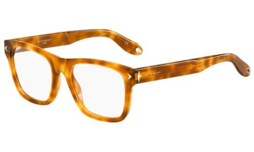 Eyeglasses Givenchy 10 0TEN Light Havana
