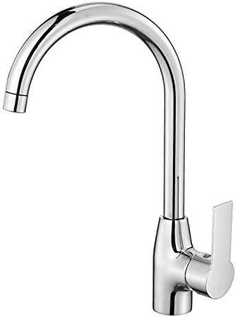 ZYL-YL バスルームのシンクは、スロット付き浴室の洗面台のシンクホットコールドタップミキサー流域の真鍮シンクミキサータップ非震とう浴室蛇口全銅キッチンシンク温水と冷水の蛇口をタップ