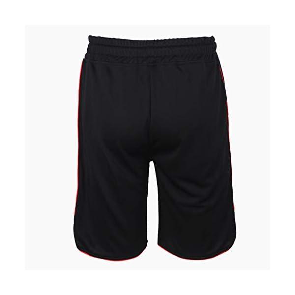 Pantaloni Corti Bermuda Cargo Pantaloncini Uomo Cotone Lavoro Pantaloni Elastico Uomini Estive Casual Pantaloncino… 5 spesavip