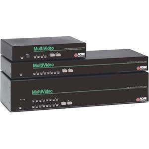 Rose Electronics MultiVideo 4-Port KVM Switch (MPB-4U2V)