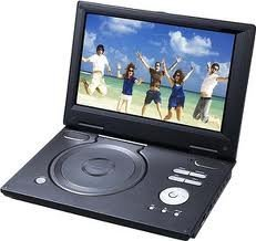 Sylvania SDVD1023 Portable DVD Player