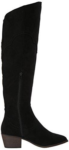 Fergalicious Black Western Bata Boot Women's XqYYwUBA