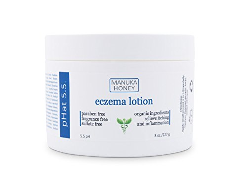 Eczema Cream  - Natural and Organic Treatment Therapy for Fa