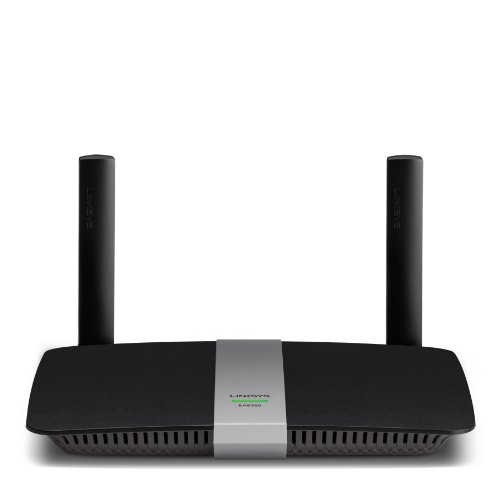 Linksys EA6350 Wi-Fi Wireless Dual-Band+ Router with Gigabit & USB Ports, Smart Wi-Fi App Enabled to Control Your Network from Anywhere by Linksys