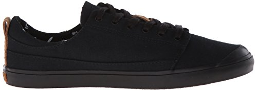 Low black Reef Womens Walled Low Black Walled w1YCIvq