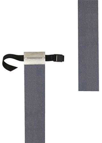 Black Diamond GlideLite Mohair Mix Kicker Skins Black 80 mm & Towel ()