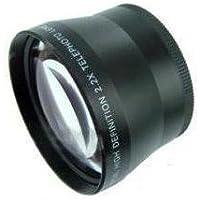 DIGI TECH 72mm/74mm 2.2X High Definition Tele lens for Sony DSC-H7
