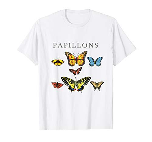 Butterfly Crew Neck T-Shirt