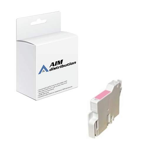 (AIM Remanufactured Replacement for Stylus Photo 950/960 Light Magenta Inkjet (440 Page Yield) (T033620-US))