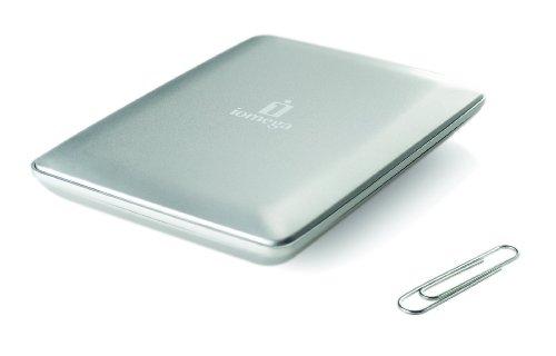 Iomega eGo Helium 500 GB USB 2.0 Portable External Hard Drive (Iomega Usb External Hard Drive)