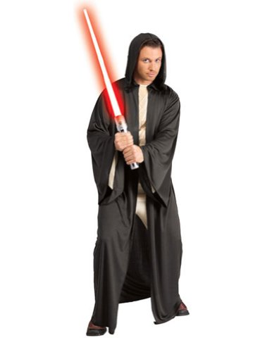 Star Wars Hooded Adult Sith Robe -