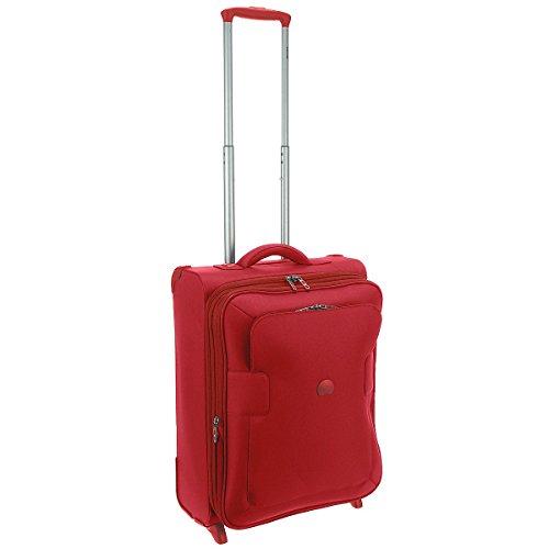 Delsey Tuileries valigia da cabina a 2 ruote 55cm Rot