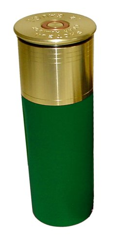 Shotshell 12-Gauge Cigar Humidor (Green)