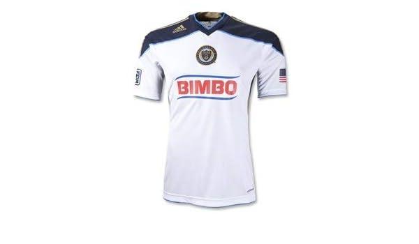 buy popular 574b1 2963a Amazon.com: ADIDAS Men's MLS Philadelphia Union Authentic ...
