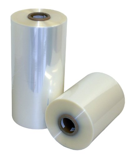 - Shrink Polyolefin Film (Pof) Roll (18 Inches 75 Ga)