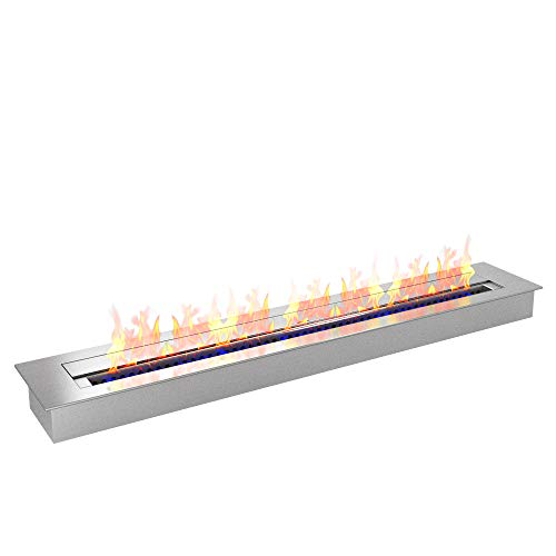 Cheap Regal Flame PRO 36 Inch Bio-Ethanol Fireplace Burner Insert 7.4 Liter Black Friday & Cyber Monday 2019