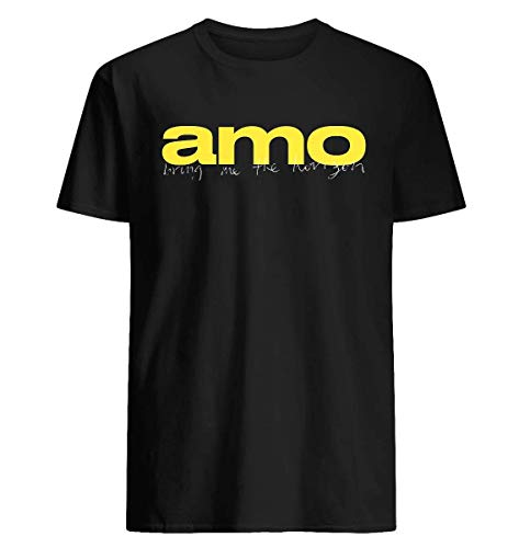 Bring-ME-The-Horizon-AMO-New-CD-Album-Tshirt-Unisex Black]()