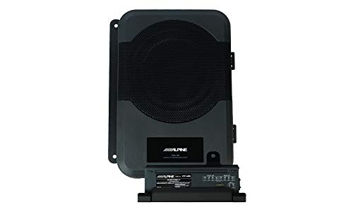 - Alpine Electronics PSU-300TCM Powered Sound System Upgrade for 2016-2019 Toyota Tacoma 4-Door Without The Optional Factory Amplified Sound System