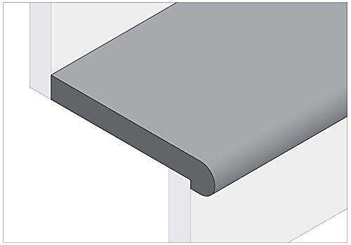 "MoldingsOnline White Oak Stair Tread, 48"" x 11.5"" x 0.75""..."