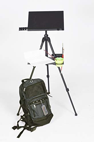 The En Plein Air Pro Traveler Series for Watercolor with Sunpak 2001 Tripod from En Plein Air Pro