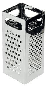 NEW, Four (4) Side Stainless Steel Box Grater, Cheese Grater, Vegetable Grater, Slicer, Commercial Quality
