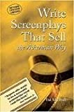 img - for Write Screenplays That Sell: The Ackerman Way book / textbook / text book