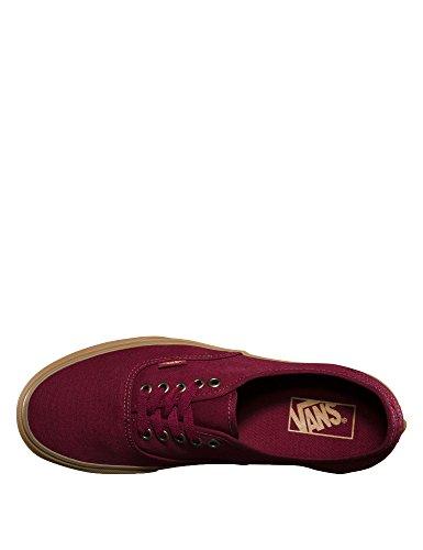 Vans - Unisex-Adult Authentic Shoes, Size: 11.5 D(M) US Mens / 13 B(M) US Womens, Color: (Light Gum) Port Royale