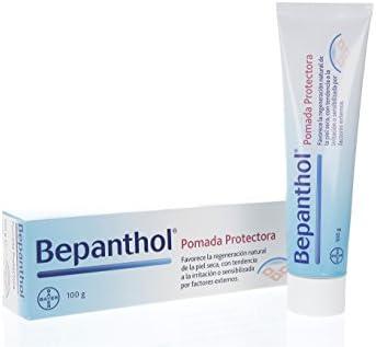 BAYER Bepanthol pomada protectora 100 g: Amazon.es: Belleza