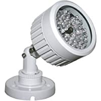CMVision IRD40 - 48 LED Indoor/Outdoor Long Range 60 beam IR Illuminator