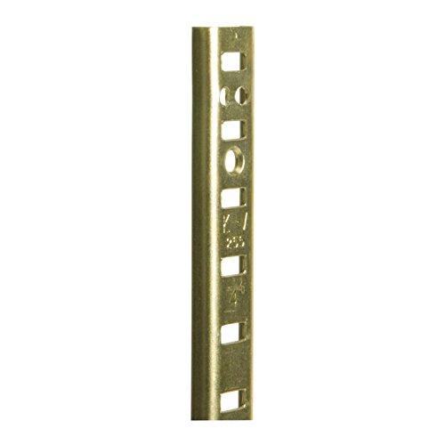 "Knape & Vogt 48"" Brass Standard"