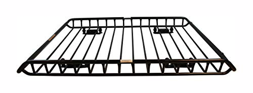 MaxxHaul Steel Roof Rack Basket