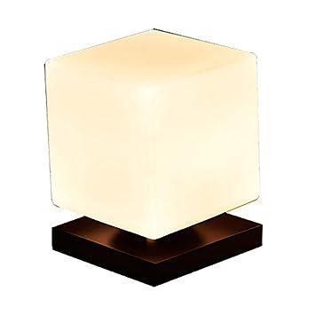 GQQ Luz Regulable Lámpara De Mesa,Control Remoto Conmutador ...
